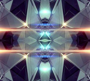 reflective kaleidoscope