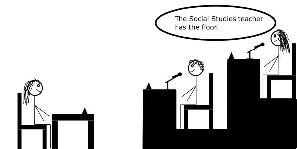 comic about congress of teachers